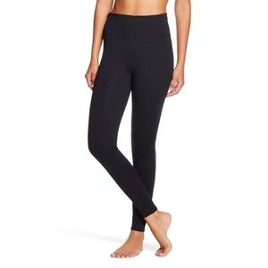 Assets by Spanx high rise black leggings